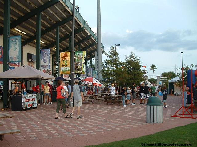 Daytona Beach Islanders Ballpark