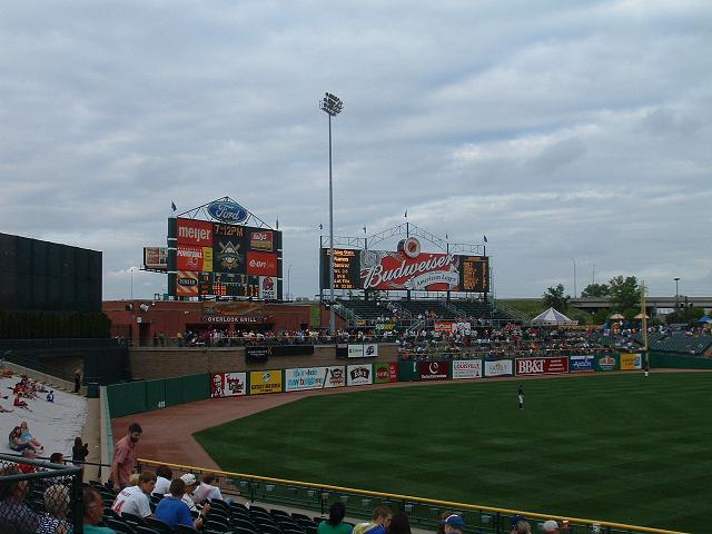 Louisville Bats Stadium Seating Chart